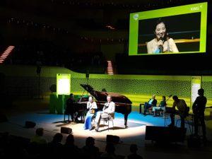 Geigerin Ji-Hae Park spielt in der Elbphilharmonie und spricht über Gefühle, das Üben und Verbindung von Alt und Neu