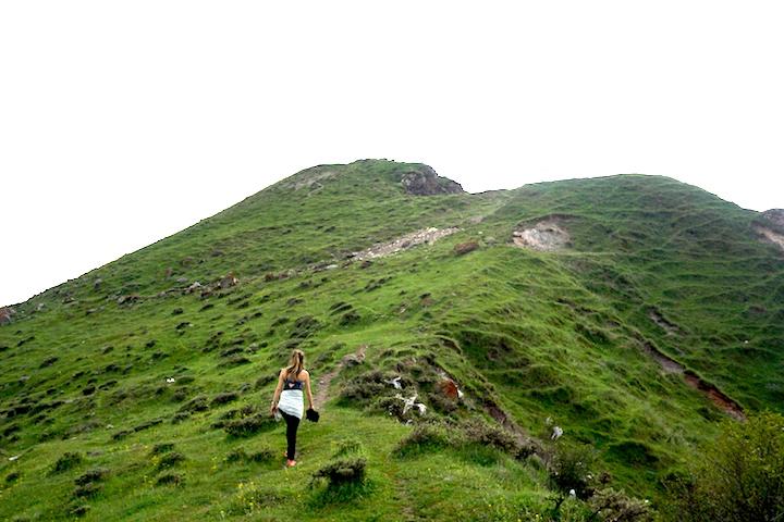 Wanderung in Goris