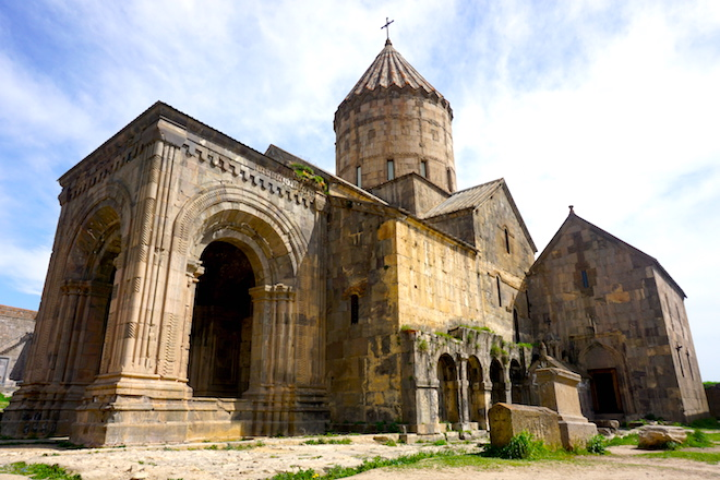 Klosteranlage Tatev in Armenien