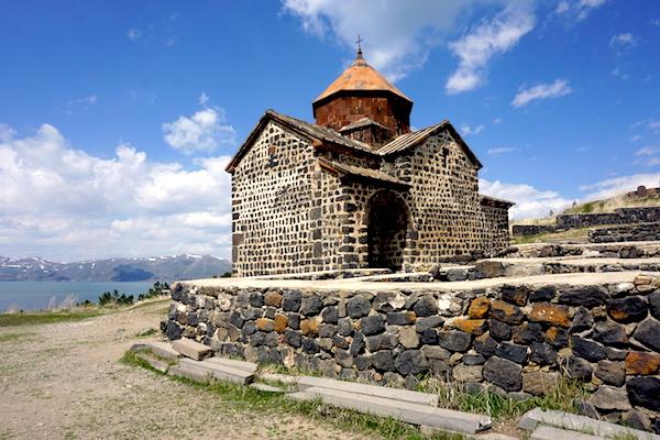 Kloster Sevanavank in Armenien