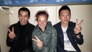 48 Stunden im Zug von Lhasa nach Shanghai
